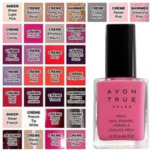 Avon Nailwear Pro+ Nail Polish - $13.00