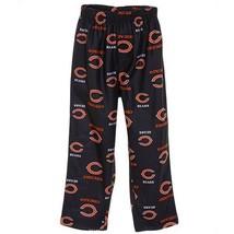 Boy's 8-20 Chicago Bears Pajama Pants NFL Lounge Sleep Bottoms Youth
