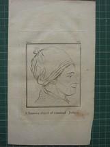 1797 LAVATER PHYSIOGNAMY ESSAY & 1 PLATES Vol 2 LECTURE 2 & 3 HYPOCRISY ... - $80.79