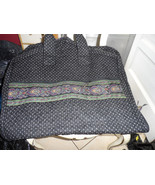 Vera Bradley retired  Black garment bag  - $40.00