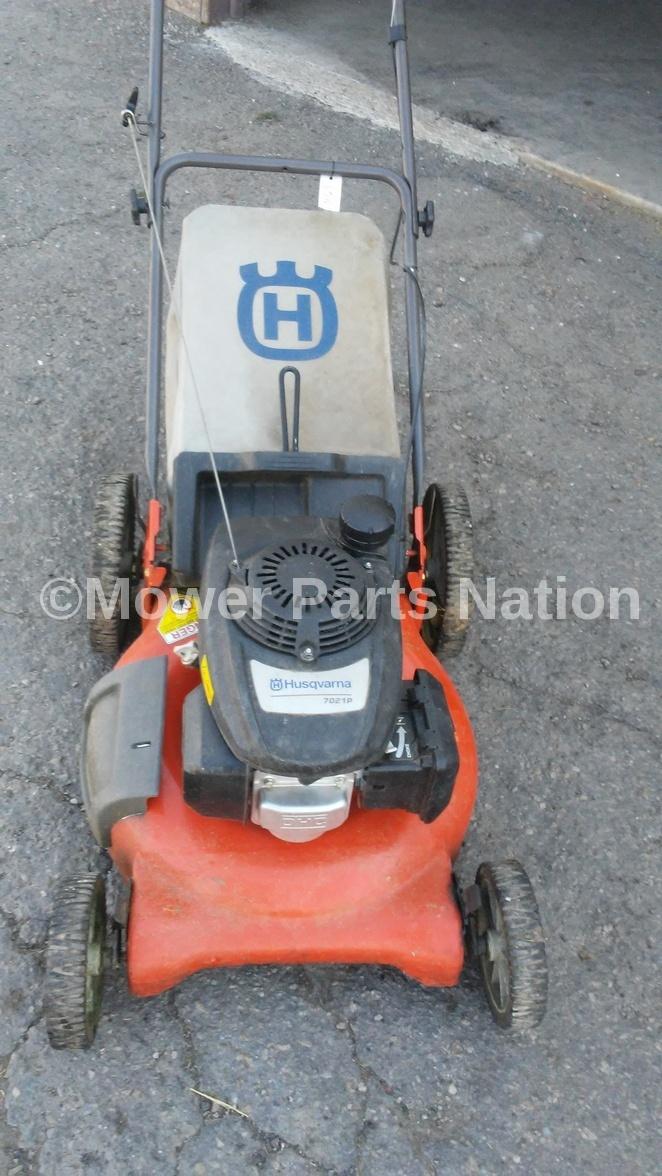 Replaces Husqvarna Model 7021P Lawn Mower Carburetor
