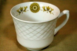 Wedgwood Gold Medallion Cup - $4.15