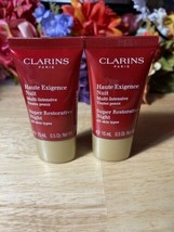 X2 CLARINS Super Restorative Night Cream  0.5 oz / 15 ml Each New & SEALED - $24.74