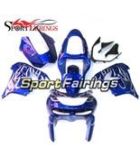 Full Fairings for Kawasaki ZX9R 1998-1999 ABS Bodywork Kit Blue White  - $425.78