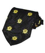 Scottish Rite Freemasonry Mens Neck Tie Mason Necktie 32nd Degree Eagle ... - $15.79