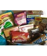 Oktoberfest Food Box with German Authentic Foodies Made in Germany - Dum... - $49.99