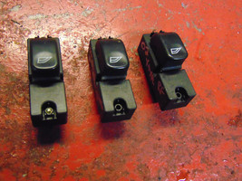 08 07 06 05 04 03 02 Jaguar X-type right front left rear power window switch - $4.94