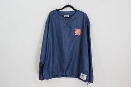 Vintage 90s Swingster Mens 2XL XXL Detroit Tigers MLB Baseball Jacket Co... - $32.03