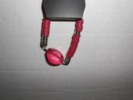 Paparazzi Stretch Bracelet (New) Sweeter Than Punch Red - $5.88