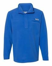 Columbia PFG Harborside Fleece Pullover Jacket Mens Adult Sports 156757 - $68.39+