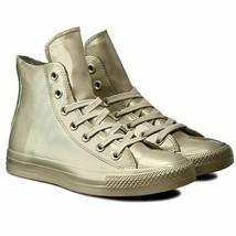Converse Womens Chuck Taylor 70 All Star Metallic Rubber Hi Trainers Lig... - $1.401,92 MXN