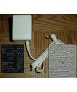 Sony AC-T48 AC Adapter 9vdc 210ma .21a 210ma Barrel Phone Wall - $5.44