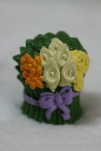 Fisher Price Loving Family Dollhouse Replacement Flowers Bouquet for Pla... - $9.89