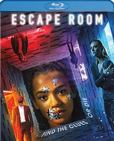Escape Room [Blu-ray + DVD, 2019]