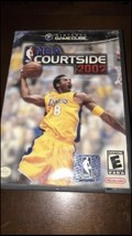 NBA Courtside 2002 Nintendo GameCube-Complete w/ Manual- Kobe Bryant-TES... - $12.86