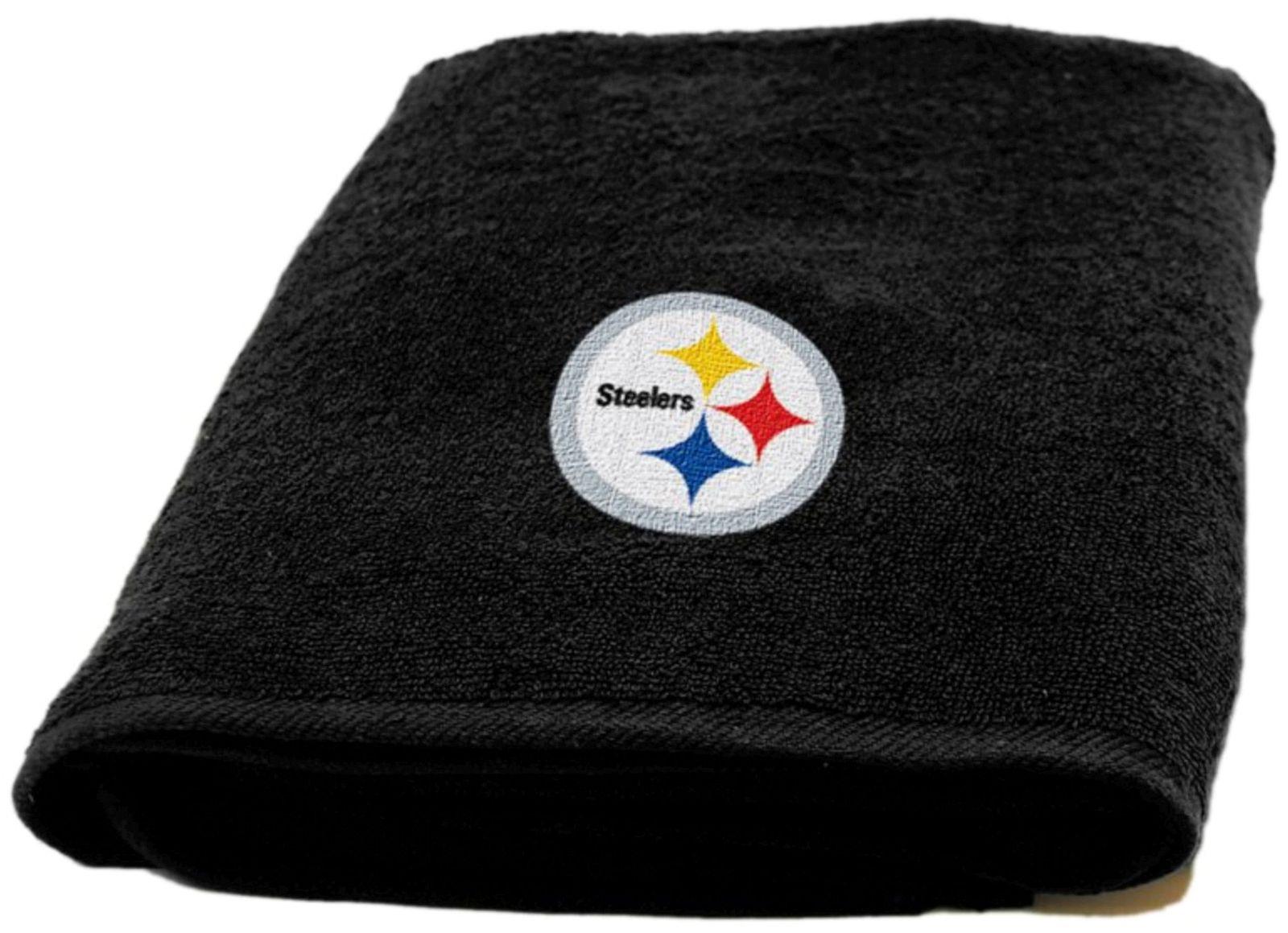 Pittsburgh steelers bath towel   25 x 50   walmart    8.88