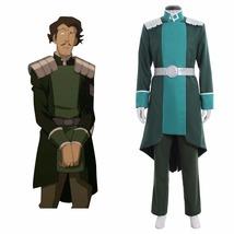 Avatar The Legend of Korra Bolin Cosplay Costume Adult Halloween Suit Costume - $86.00