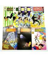 Harbinger 10 16 17 18 20 25 Harbinger Files #1 Valiant Comic Book Lot - $12.12