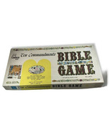 Cadaco Ten 10 Commandments Bible Board Game No 263 In Original Box Vinta... - $38.50