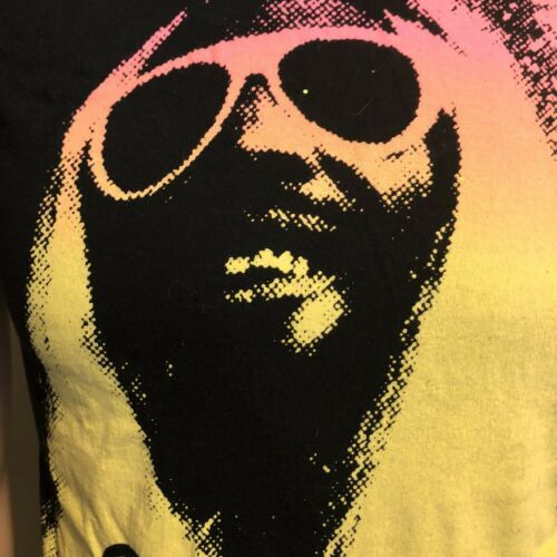 George Clinton & Parliament Funkadelic Band Concert SS Shirt Black Small Unisex