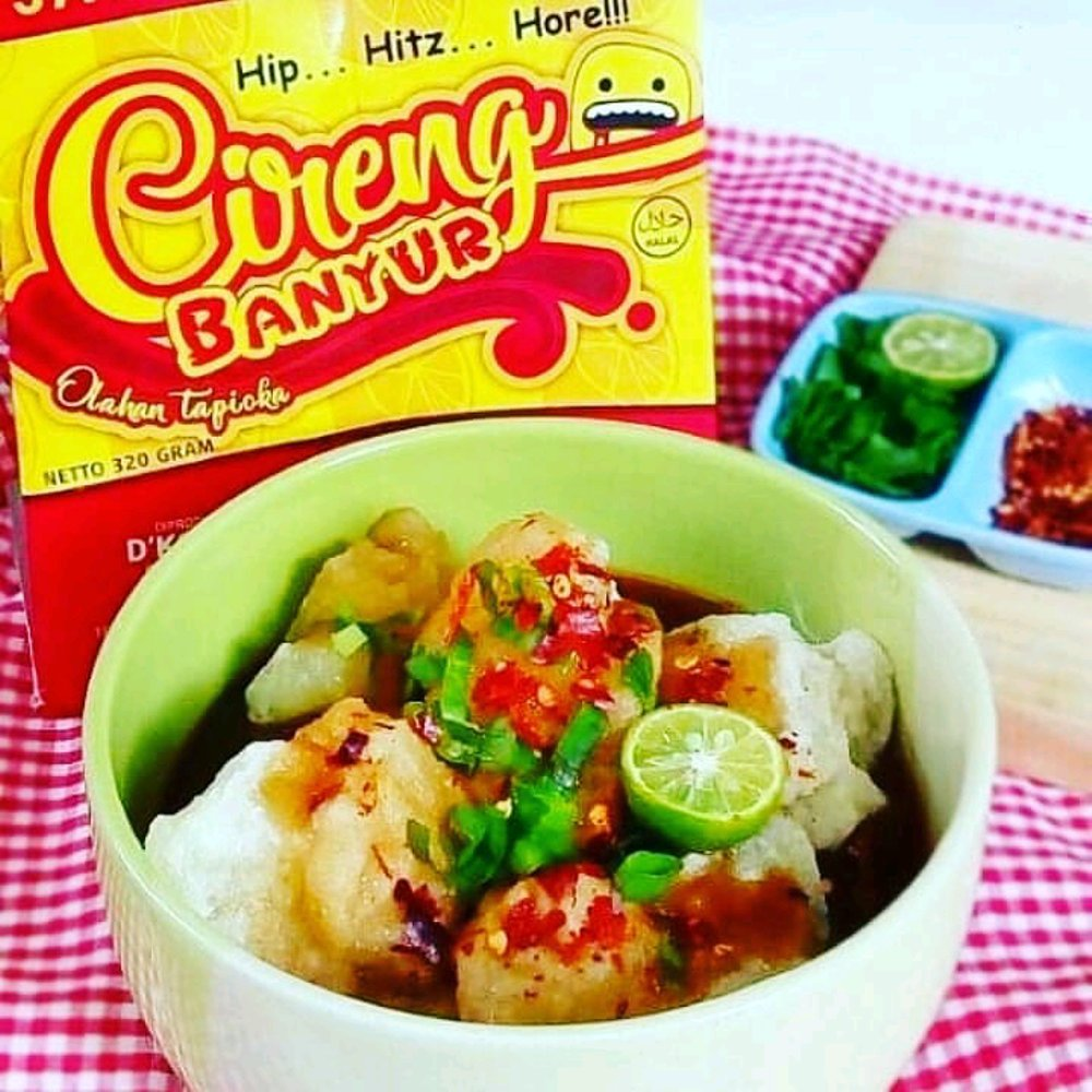 Primary image for Original Cireng Banyur Spicy Lokal Food Lover Taste Hot
