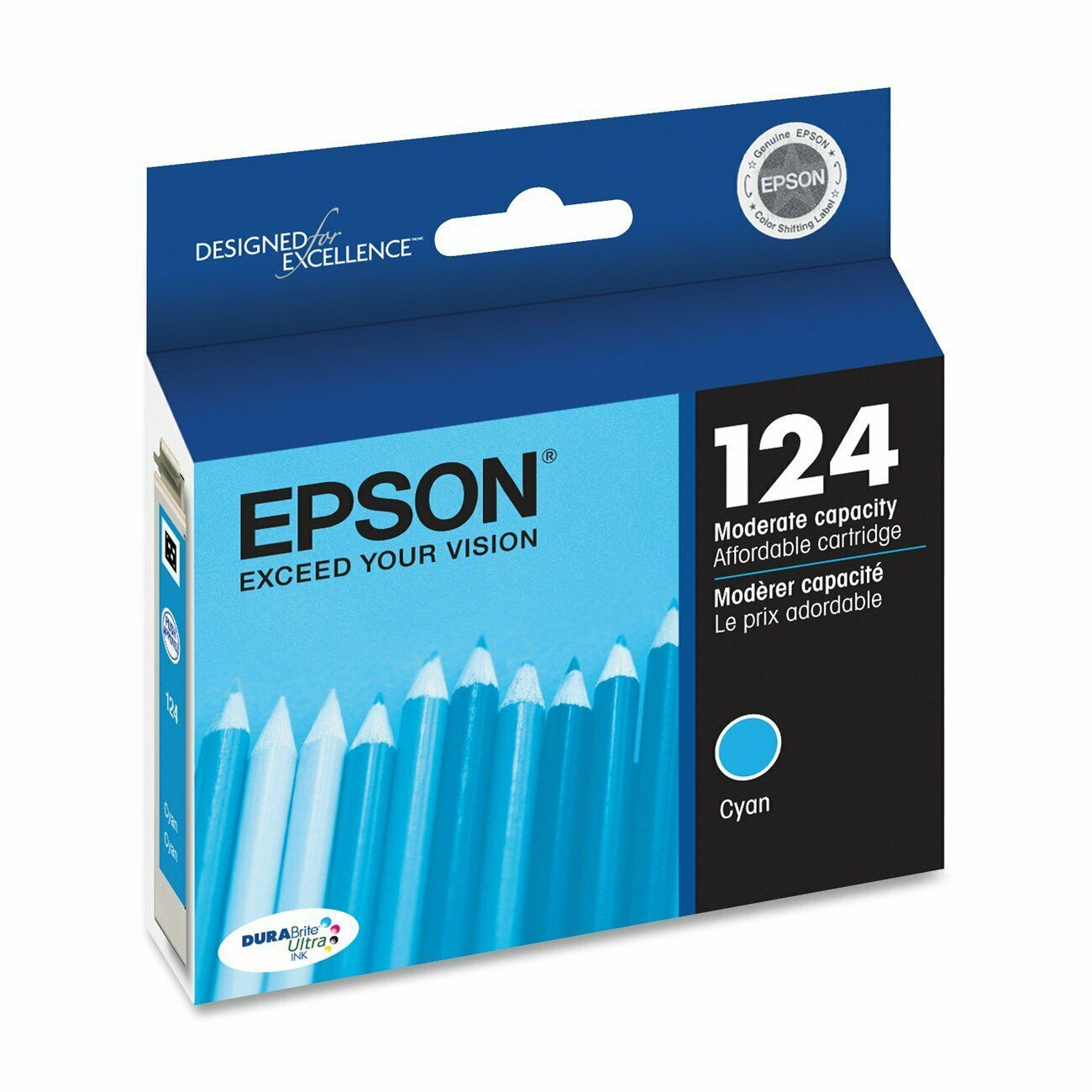 4-PACK Epson GENUINE 200XL Black /& 200 Color Ink WORKFORCE 2520 NO RETAIL BOX
