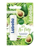 Labello Let's AVO PARTY  lip balm/ chapstick -1 pack - FREE US SHIP - $7.91