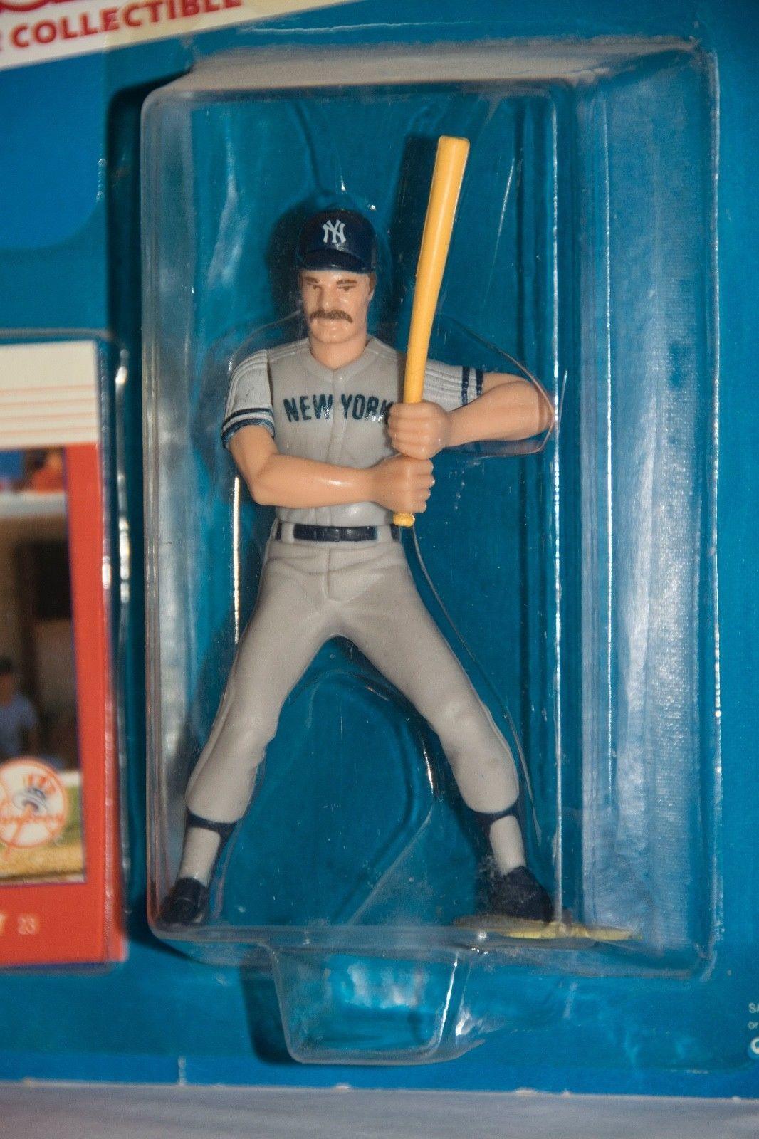 Don Mattingly * Kenner STARTING LINEUP Sport Super Star Figurine Baseball 1988