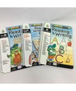 LEAPFROG LeapPad PlusWriting 3 Books NO SYSTEM Home School Educational - $12.00