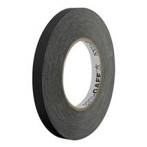 Pro Gaff Matt Cloth Tape Retail Pack Fluro Orange 25mm X 5.4m