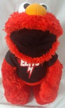 Tested! Clean! Sesame Street HASBRO Let's Rock Elmo Animated Singing Plush Toy - $14.84