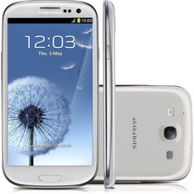 Samsung Galaxy S III T999 16GB Unlocked GSM Android Smartphone White - $125.00