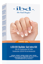 IBD LED/UV Builder Gel Intro Kit