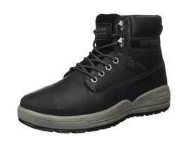 Dockers by Gerli Mens 41cp001-400100 Desert Boots Black (Schwarz) 9.5 UK - $132.67