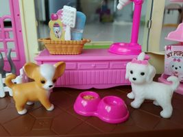 Konggi Rabbit Pet Shop Supply Store Dog Cat Caring Doll Roleplay Toy Dollhouse image 4