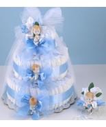 Diaper Cake Delight Baby Boy Gift - $188.00