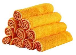 Set of 5 Bamboo Fiber Cleaning Cloth Eco Kitchen/Household/Dish Cloth Or... - $18.44