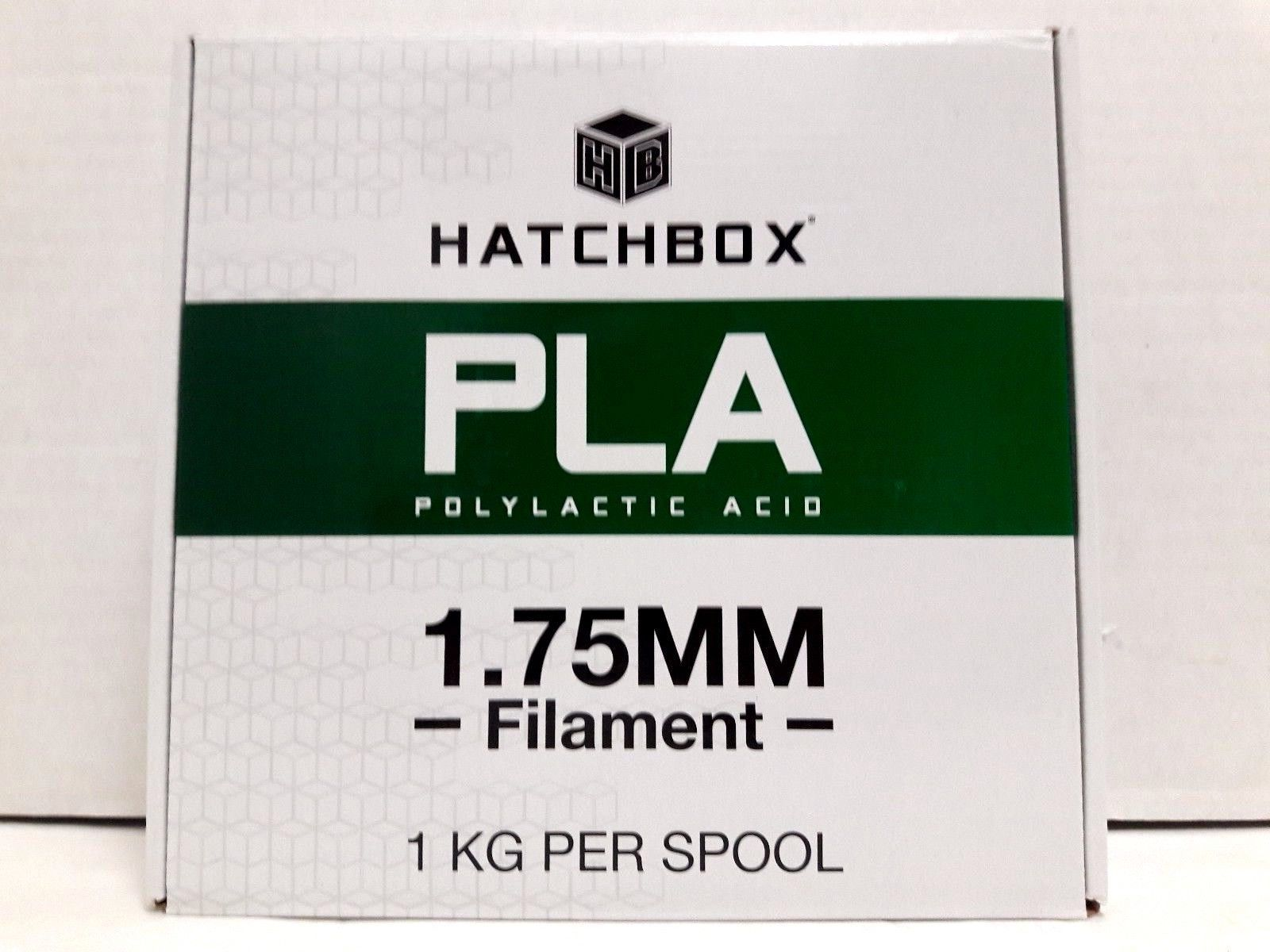 Primary image for Hatchbox PLA 3D Printer Filament True Yellow Polylactic Acid 1.75MM Filament