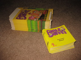 Bible Buffet - Nintendo NES - Box & Manuals NEW NOS - Wholesale LOT OF 50 - $499.99