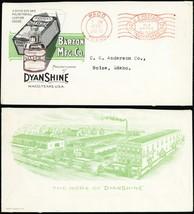 Dianshine Shoe Polish Multicolor All Over Advertising Cover - Stuart Katz - $85.00