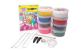 Donerland Secret Jouju Honey Clay Volume 2 Dough Toy Playset (18g x 7 Colors + 1