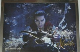 Aladdin Lithograph Disney Movie Club Exclusive NEW - $8.20