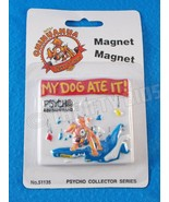 Psycho Chihuahua Magnet My Dog Ate It Perro Loco Collector Series 51135 New - $6.23