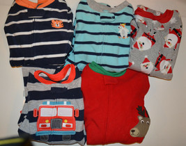 Carters Toddler Boys Blanket Sleeper Sleep Wear  Size 4T NWT Various Styles - $12.79