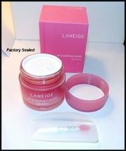 NEW in BOX LANEIGE Korean Lip Sleeping Mask (Berry)  20g/0.71 oz.  Retai... - €13,28 EUR