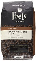 Peets Coffee, Major Dickason's Blend, Whole Bean 32oz - $28.42