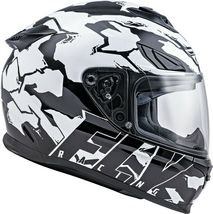 L Fly Racing Sentinel Ambush Motorcycle Helmet Camo/Black/White DOT & ECE  image 5