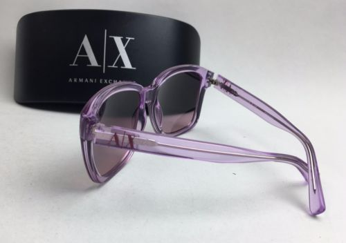 07951fa16363 Armani Exchange AX4002 8033 8H Women s Sunglasses 56 17 135 w Case