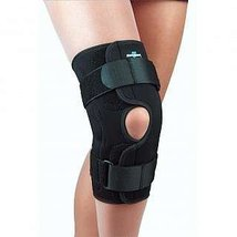 Fla 37-3502LBLK Hinged Knee Wr Xxl By Fla Orthopedics Part No: 71986954282 - $50.99