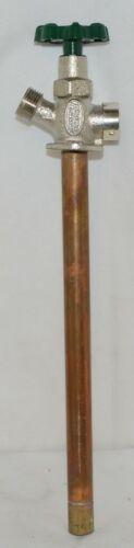 Prier Diamond Series Twelve Inch Anti Siphon Wall Hydrant C 144S12